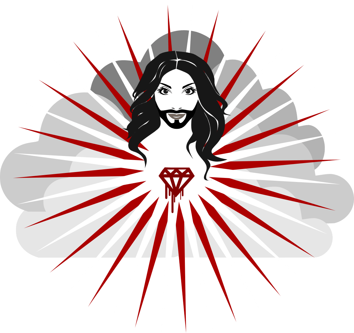 Conchita in the clouds